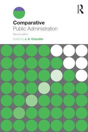 Comparative Public Administration: 2nd Edition (Paperback) book cover