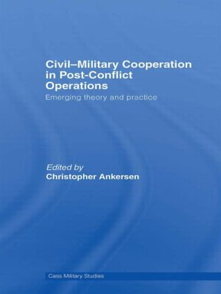 At a crossroads or a dead-end? Considering the civil–military relationship in times of armed conflict