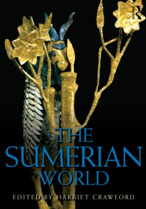The Sumerian World (Hardback) book cover