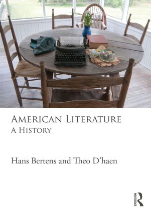 American Literature: A History (Paperback) book cover