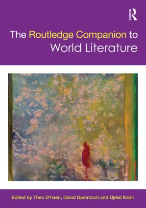 The Routledge Companion to World Literature (Hardback) book cover