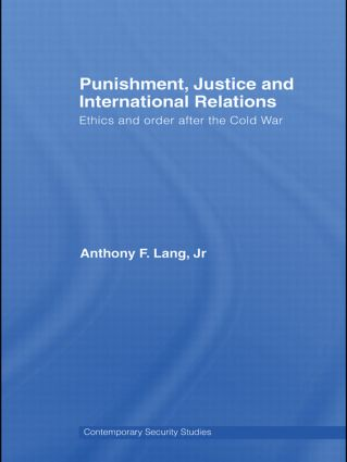 Punishment, Justice and International Relations