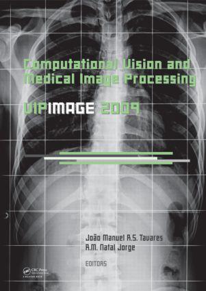 Computational Vision and Medical Image Processing: VipIMAGE 2009, 1st Edition (Hardback) book cover