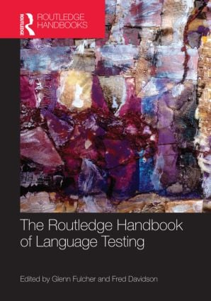 The Routledge Handbook of Language Testing (Hardback) book cover
