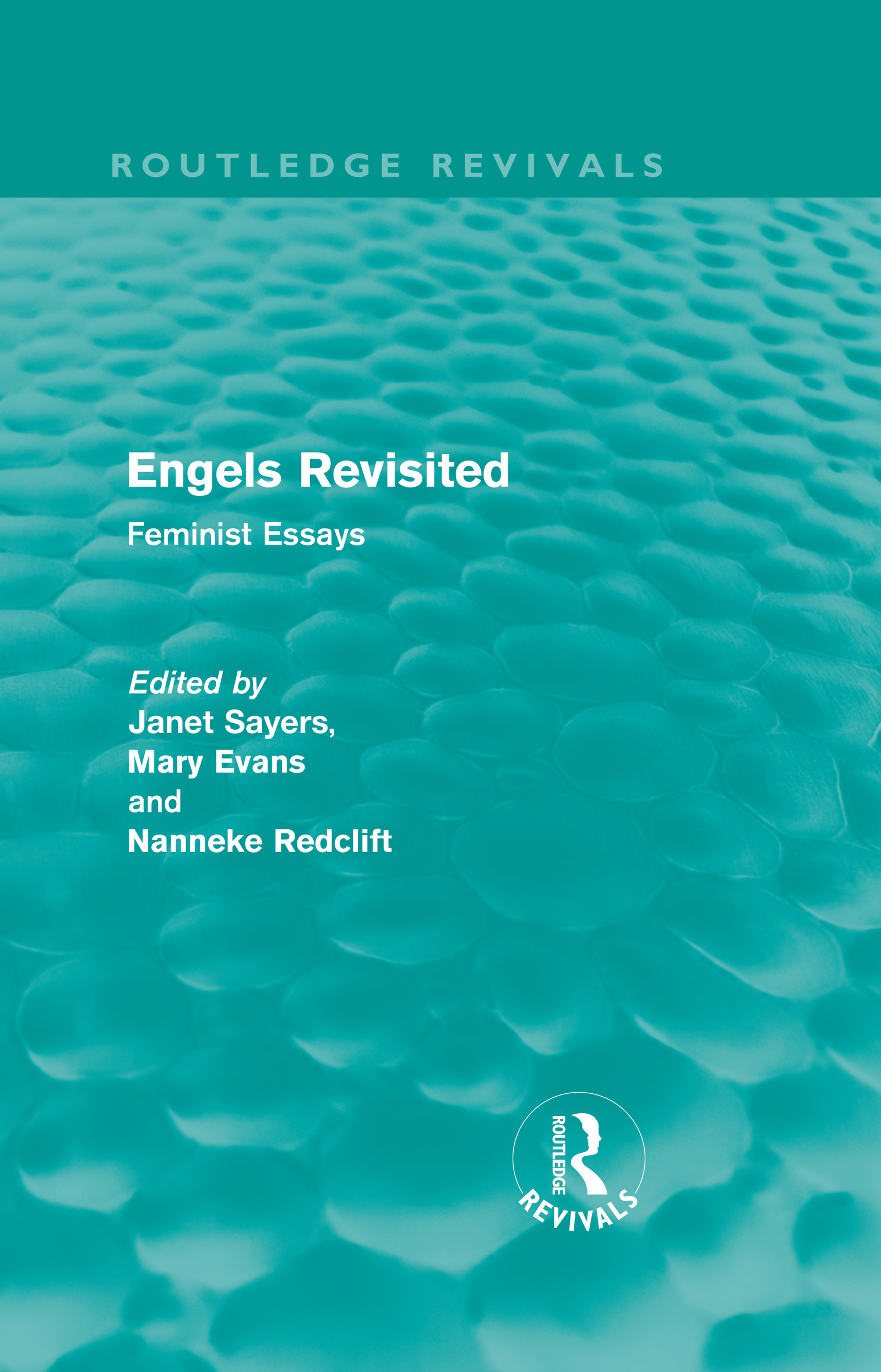 Engels Revisited (Routledge Revivals): Feminist Essays (Hardback) book cover