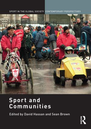 Sport and Communities: 1st Edition (Hardback) book cover