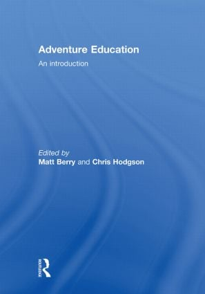 Adventure Education: An Introduction book cover