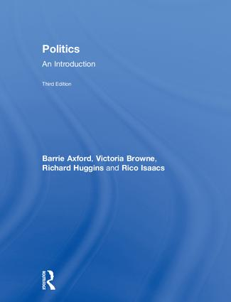 From ideas to policies to legislation