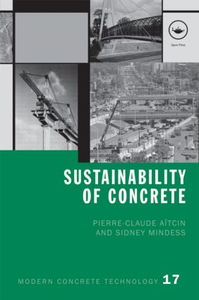 Sustainability of Concrete (Hardback) book cover