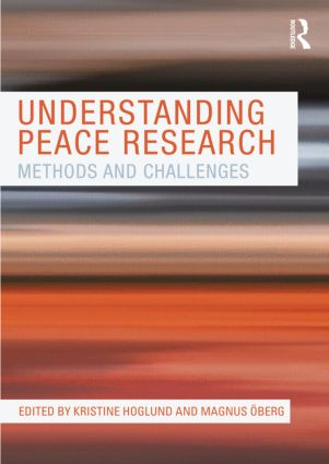 Understanding Peace Research: Methods and Challenges book cover