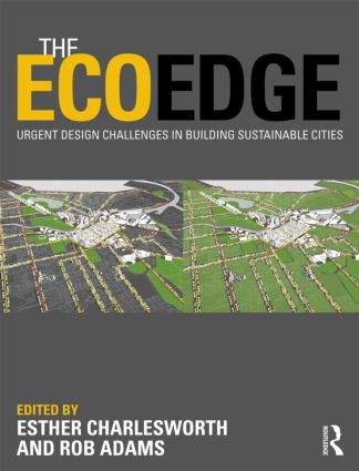 The EcoEdge: Urgent Design Challenges in Building Sustainable Cities book cover