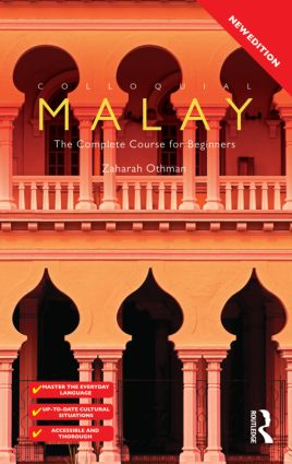 Colloquial Malay: The Complete Course for Beginners book cover