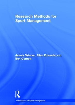 Research Methods for Sport Management book cover
