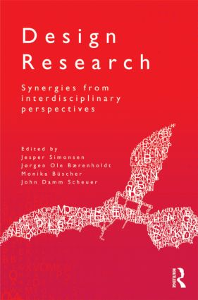 Design Research: Synergies from Interdisciplinary Perspectives (Hardback) book cover