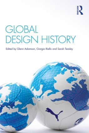 Global Design History (Paperback) book cover