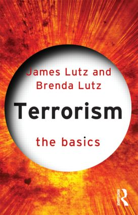 Terrorism: The Basics (Paperback) book cover