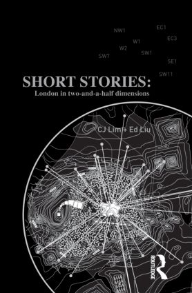 Short Stories: London in Two-and-a-half Dimensions (Paperback) book cover