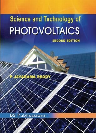 Science and Technology of Photovoltaics, 2nd Edition: 2nd Edition (Hardback) book cover