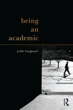 Being an Academic (Paperback) book cover