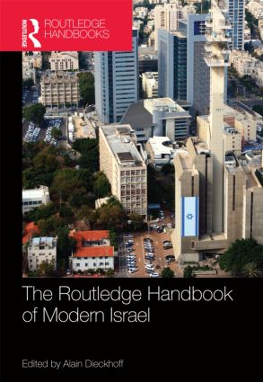 Routledge Handbook of Modern Israel book cover