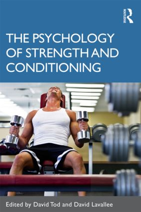 The Psychology of Strength and Conditioning (e-Book) book cover