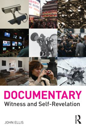 Documentary: Witness and Self-Revelation (Paperback) book cover