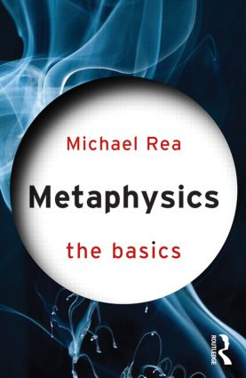 Metaphysics: The Basics book cover
