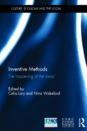 Inventive Methods: The Happening of the Social (Hardback) book cover
