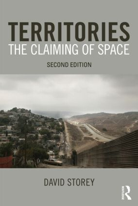 Territories: The Claiming of Space (Paperback) book cover