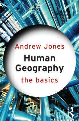 Human Geography: The Basics (Paperback) book cover