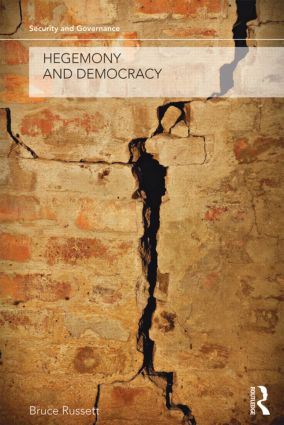 Hegemony and Democracy book cover