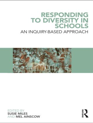 Responding to Diversity in Schools: An Inquiry-Based Approach book cover