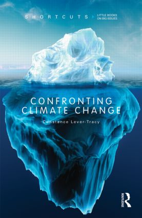 Confronting Climate Change (Paperback) book cover