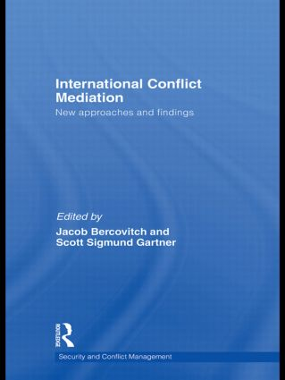 International Conflict Mediation