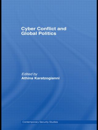 Cyber-Conflict and Global Politics (Paperback) book cover