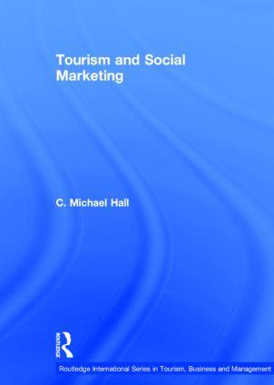 Tourism and Social Marketing (Hardback) book cover