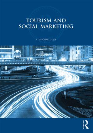 Tourism and Social Marketing book cover