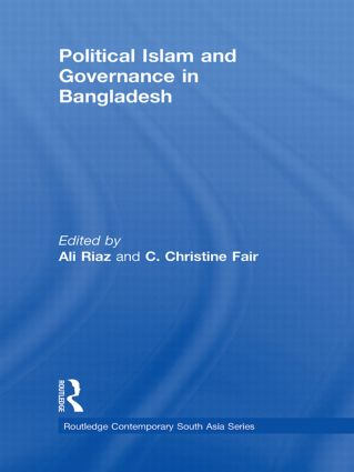 Political Islam and Governance in Bangladesh (Hardback) book cover
