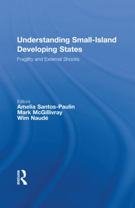 Understanding Small-Island Developing States: Fragility and External Shocks, 1st Edition (Paperback) book cover