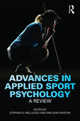 Advances in Applied Sport Psychology: A Review (Paperback) book cover
