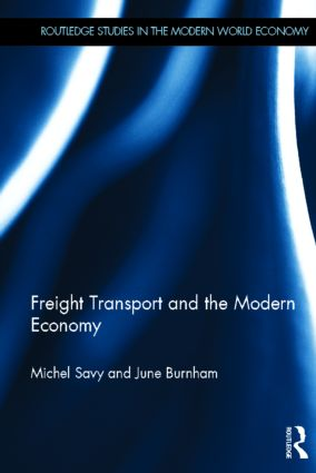 Freight Transport and the Modern Economy (Hardback) book cover