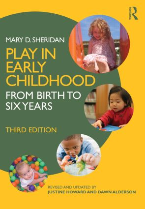 Play in Early Childhood: From Birth to Six Years, 3rd Edition (Paperback) book cover