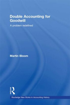 Double Accounting for Goodwill: A Problem Redefined (Paperback) book cover