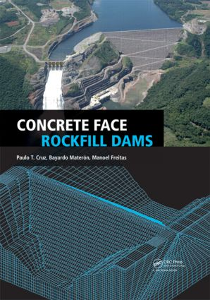 Concrete Face Rockfill Dams: 1st Edition (Hardback) book cover