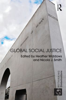 Global Social Justice (Hardback) book cover
