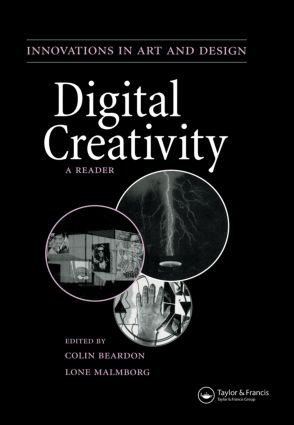 Digital Creativity: a Reader (Paperback) book cover