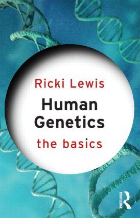 Human Genetics: The Basics (Paperback) book cover