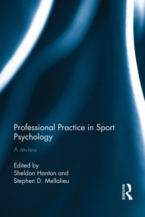 Professional Practice in Sport Psychology: A review (Hardback) book cover