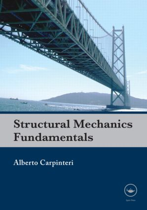 Structural Mechanics Fundamentals (Paperback) book cover