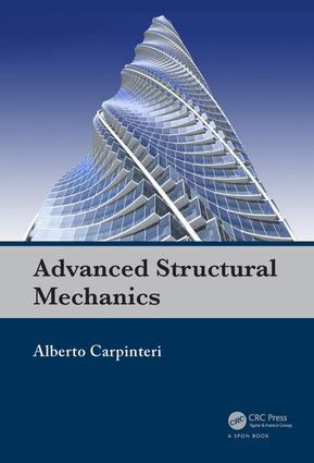 Advanced Structural Mechanics: 1st Edition (Hardback) book cover